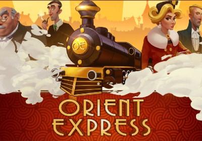Orient Express ကဒ်အထိုင်
