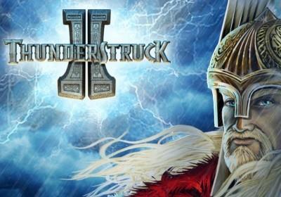 Thunderstruck II slot က