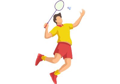 Kubeti kwenye badminton
