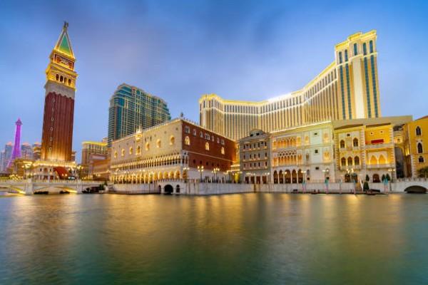Makau Venesia